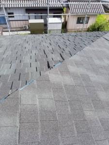 池田町 屋根カバー工法