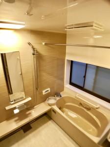 大垣市 浴槽まであたたかいお風呂