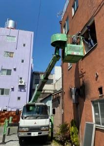 大垣市 カバー工法で窓の取替